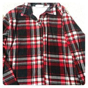 Dress barn flannel